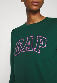 GAP - EASY TEE - Camiseta de manga larga - pine green - 4