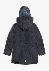 s.Oliver - MANTEL - Zimní kabát - dark blue melange - 1