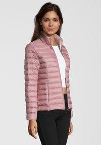 JOTT - DAUNENJACKE CHA - Down jacket - light pink - 2