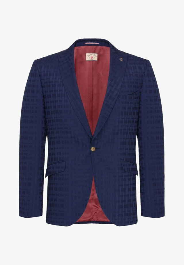 CHUCK - Suit jacket - blue