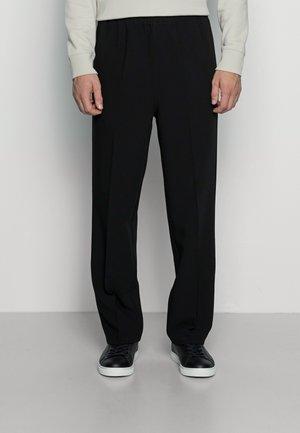 SETH SUIT - Kalhoty - black