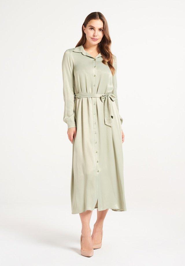 AURELIE  - Shirt dress - khaki