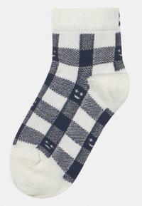 Tommy Hilfiger - PLAID CHECK 4 PACK UNISEX - Socks - blue - 1
