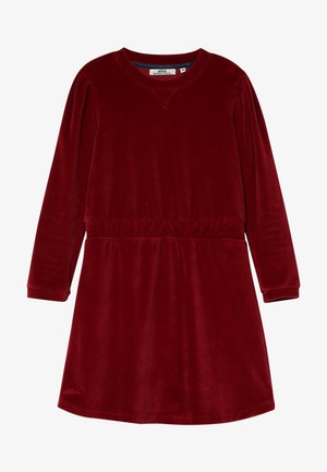 JALENA DRESS - Korte jurk - cherry red