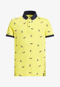 WE Fashion - Polo shirt - bright yellow - 3