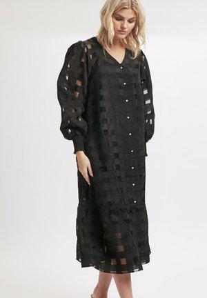 ELINAKB  - Shirt dress - meteorite