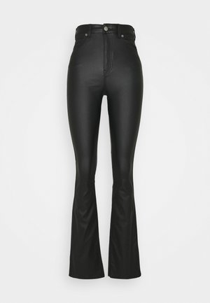 MOXY - Flared Jeans - black metal