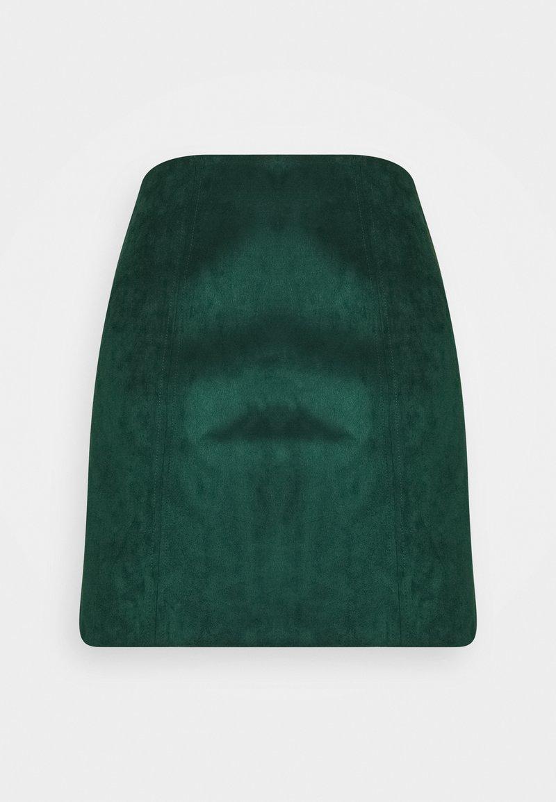 Forever New - SCARLETTE SEAMED - A-line skirt - deep green