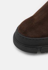 WEEKEND MaxMara - GENEPI - Platform ankle boots - testa moro - 6