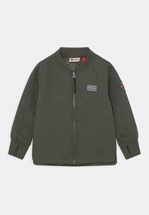 THERMO UNISEX - Light jacket - dark green