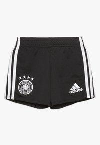 adidas Performance - DEUTSCHLAND DFB HEIMTRIKOT BABYKIT - Pelipaita - white/black - 2