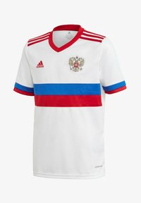 adidas Performance - AWAY RUSSIA - National team wear - white - 0