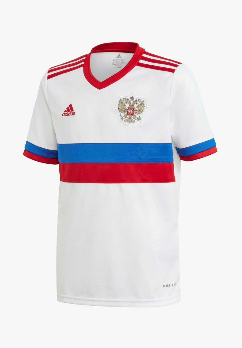 adidas Performance - AWAY RUSSIA - National team wear - white