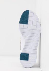 Puma - CALI SPORT MIX - Trainers - white/vaporous gray/digi/blue - 6