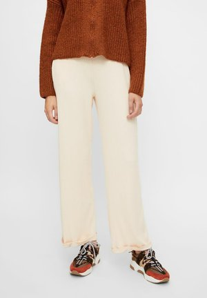 YASLOUISE - Trousers - whisper pink