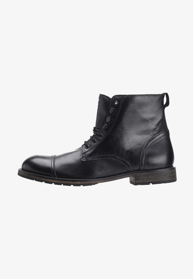 TRAVIS - Veterboots - black