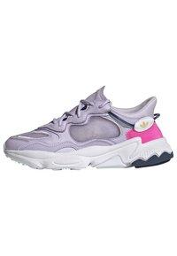 adidas Originals - OZWEEGO LITE W - Trainers - purple - 10