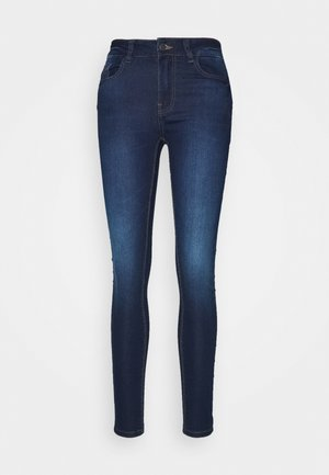 JDYNEWNIKKI LIFE - Jeans Skinny Fit - medium blue denim