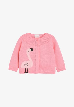 FLAMINGO - Cardigan - pink