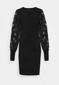 ONLFLORA DRESS  - Jumper dress - black