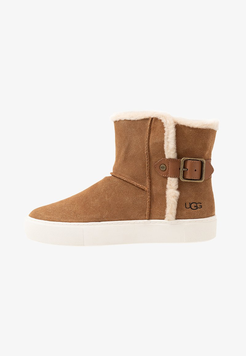 UGG - AIKA - Bottines - chestnut