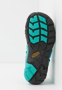 Keen - SEACAMP II CNX - Walking sandals - baltic/caribbean sea - 5