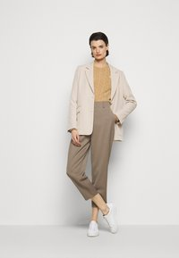 Polo Ralph Lauren - JULIANNA  - Jumper - luxury beige heat - 1