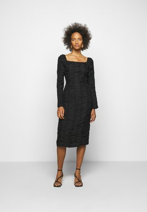 AMYNA - Cocktail dress / Party dress - black