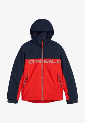 FELSIC - Snowboard jacket - fiery red