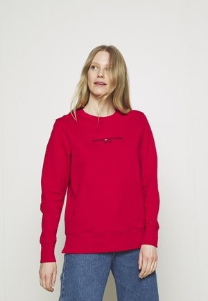 REGULAR - Sweatshirt - primary red