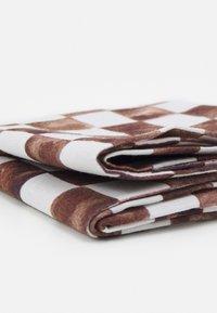 Monki - Akcesoria do stylizacji włosów - white/brown - 1