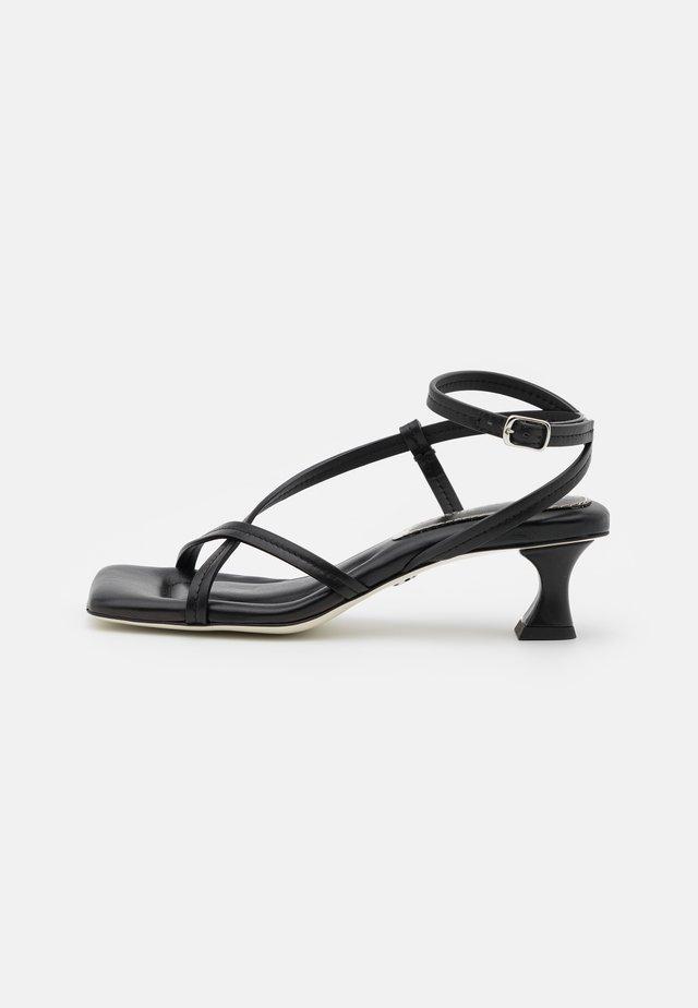 SETA LUX - Sandaler - nero