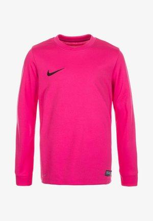 PARK VI  - Sports shirt - vivid pink/black
