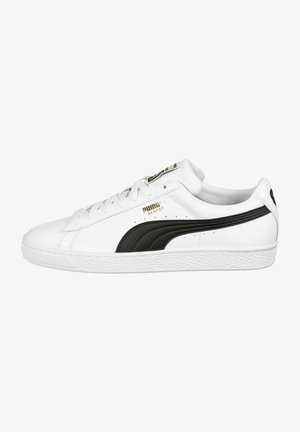 BASKET CLASSIC XXI - Matalavartiset tennarit - puma white/puma black