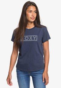 Roxy - EPIC AFTERNOON - Print T-shirt - mood indigo - 0