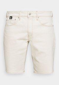 Calvin Klein Jeans - Džínové kraťasy - denim light - 3