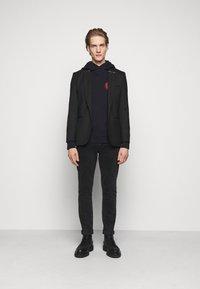 HUGO - DAMEL - Sweatshirt - black - 1