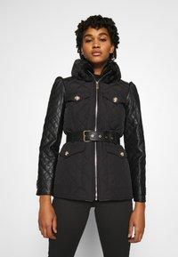 River Island - Light jacket - black - 0