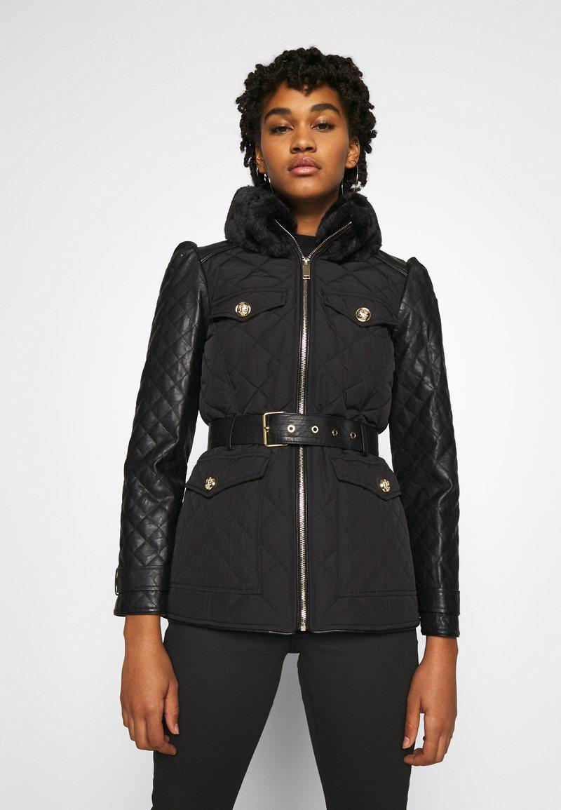 River Island - Light jacket - black