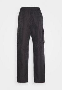 Wood Wood - HALSEY TROUSERS - Reisitaskuhousut - dark grey - 1