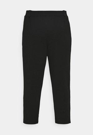 CARBETTY ANKEL SMOCK PANT - Trousers - black