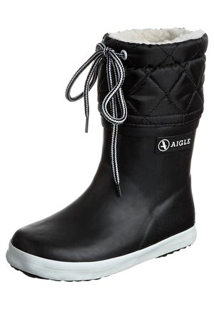 GIBOULÉE - Botas de agua - noir blanc