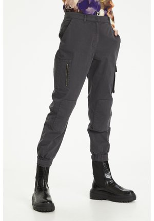 MIRIAMKB  - Pantalon cargo - ebony