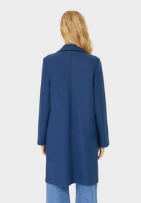 Stradivarius - Short coat - dark blue - 2