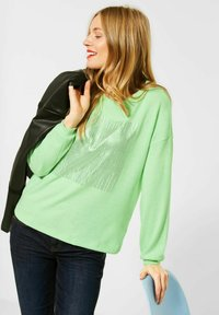 Street One - Long sleeved top - grün - 0