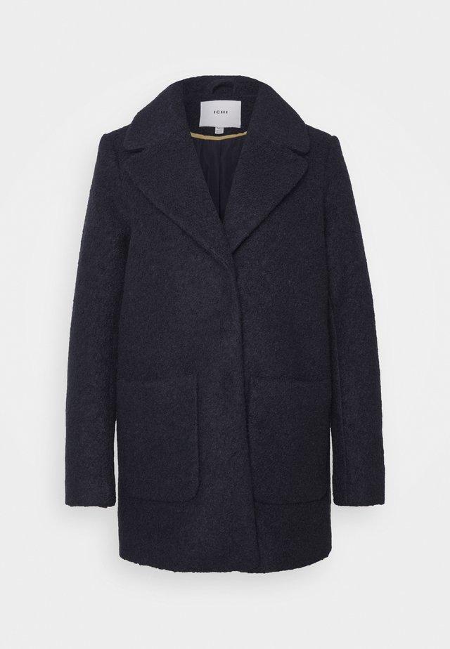 IHSTIPA - Krátký kabát - dark navy