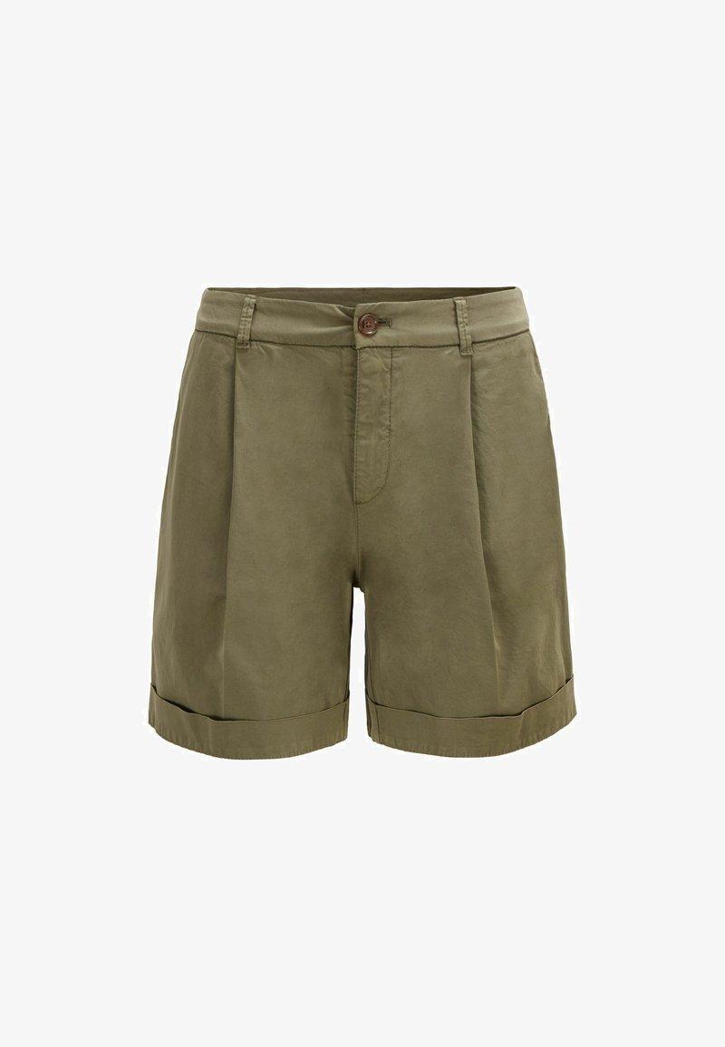 BOSS - TAGGIE - Shorts - khaki