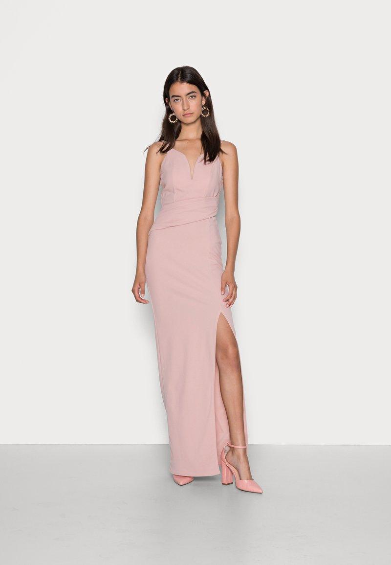 WAL G. - RAMIRA DRESS - Cocktail dress / Party dress - blush pink