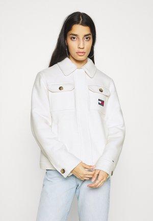 JACKET - Light jacket - snow white