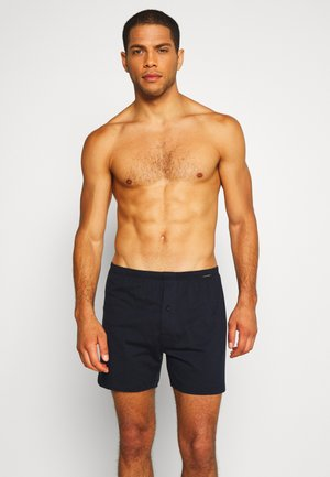 2 PACK  - Boxer shorts - dunkelblau